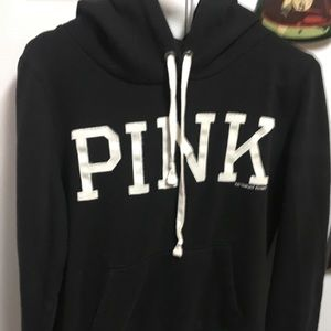 "Black ""Pink"" Sweatshirt"